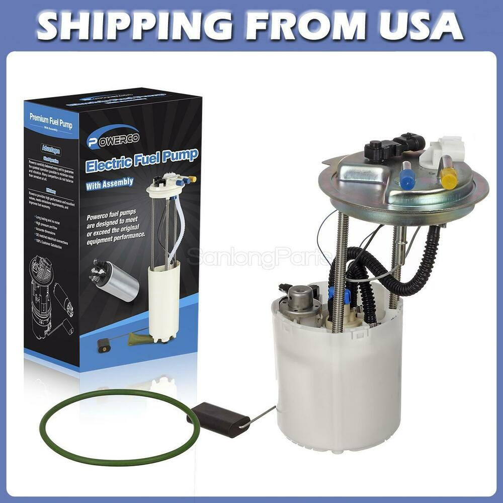 hight resolution of details about electric fuel pump module e3705m for 05 07 chevrolet tahoe gmc yukon 5 3l flex