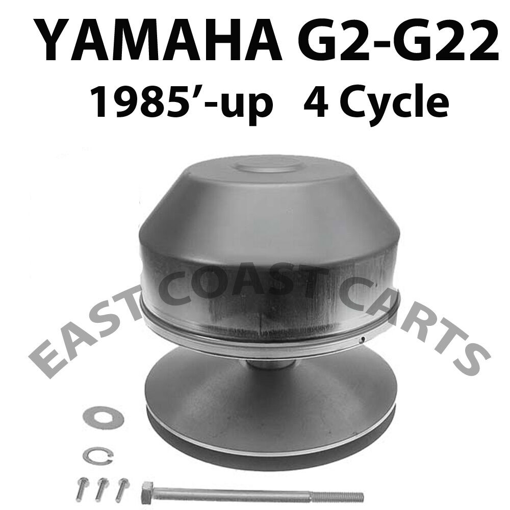 hight resolution of details about yamaha g2 g8 g9 g14 g16 g19 g22 golf cart drive clutch 4 cycle j55 g6241