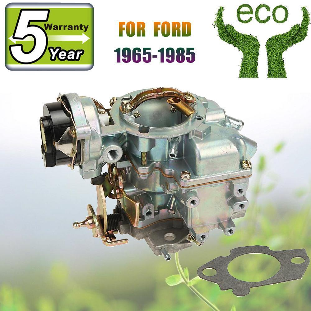 hight resolution of details about carburetor type carter yfa 1 barrel electric choke fit for ford 4 9l 300 cu f150