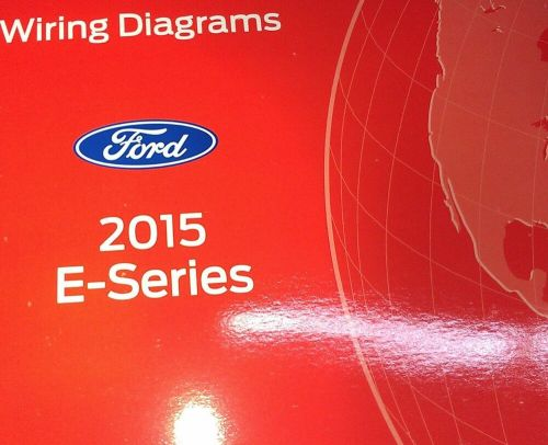 small resolution of details about 2015 ford e series e150 e250 econoline electrical wiring diagram manual oem