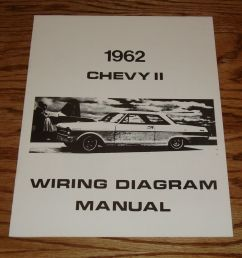 1964 chevy nova wiring diagram 1962 chevrolet chevy ii nova wiring diagram manual 62 [ 1000 x 949 Pixel ]
