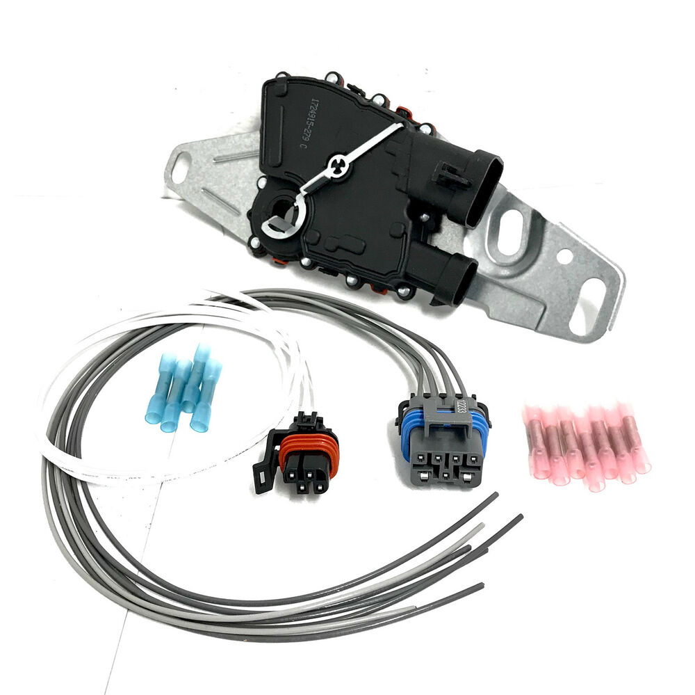 hight resolution of details about 4l60e mlps harness repair kit 1995 2003 manual lever position switch