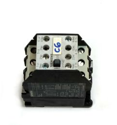 details about siemens 3tf4222 0as0 non reversing contactor 3 phase 30a 600v ac [ 1000 x 983 Pixel ]
