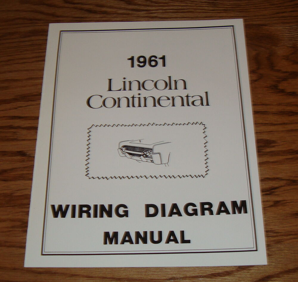 medium resolution of image of 1961 lincoln continental wiring diagram