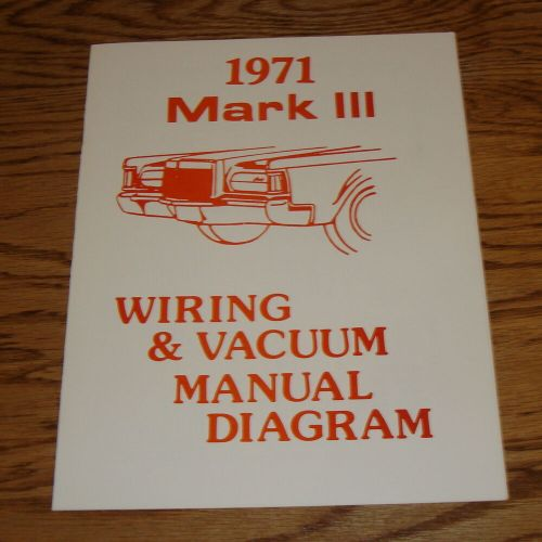 small resolution of 69 lincoln mark 3 wiring diagram