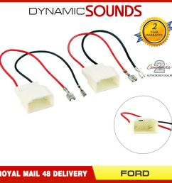 details about car speaker adaptor wiring harness connectors for ford fiesta c max s max [ 1000 x 1000 Pixel ]