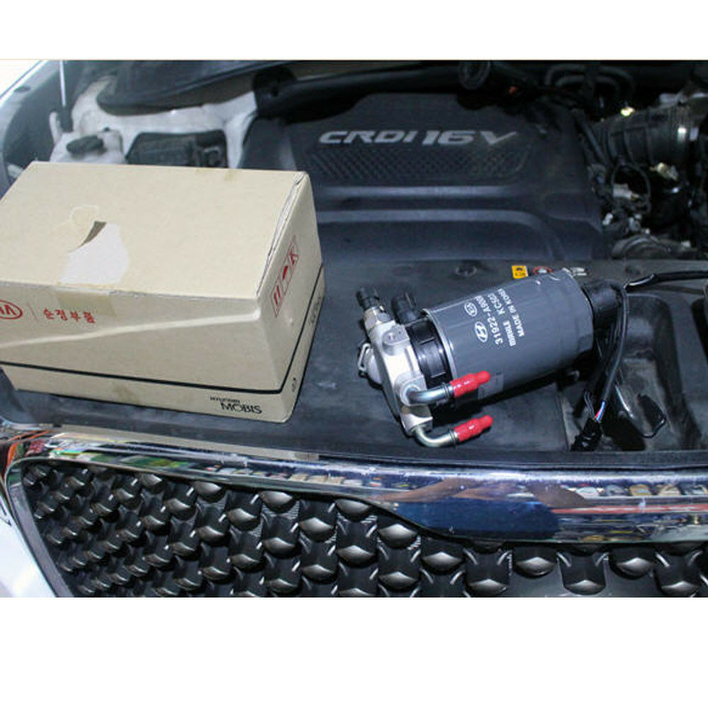 hight resolution of details about oem genuine 2015 2017kia sorento fuel filter assy diesel 31970c5901