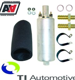 facet fuel pump filter union and hose adaptor fitting 8mm fuel line hose adv fuel systems  [ 1000 x 1000 Pixel ]