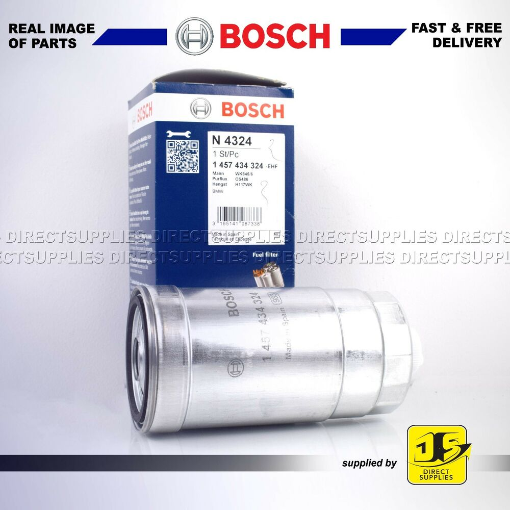 hight resolution of details about bosch fuel filter n4324 fits bmw 3 2 5 1 7 5 3 0 2 5 7 3 0 3 9 genuine