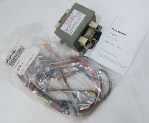 small resolution of details about viking 049248 000 high voltage transformer and high voltage wiring harness