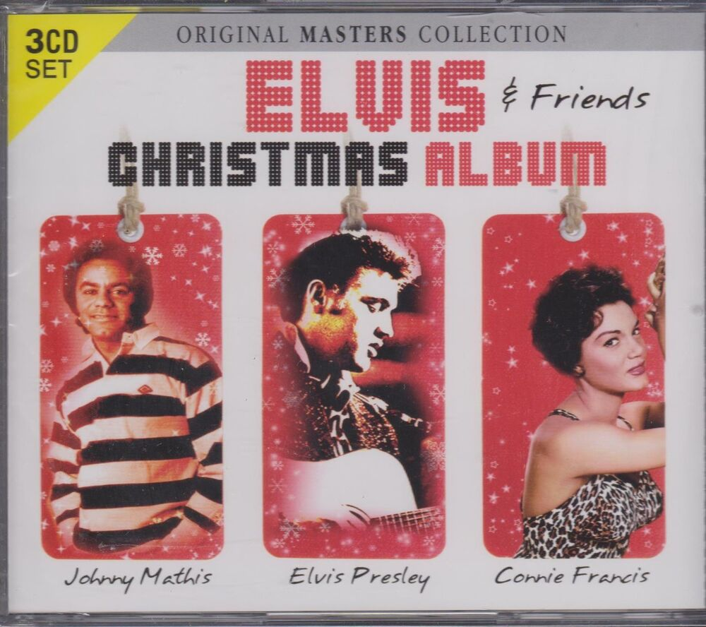 ELVIS PRESLEY Amp FRIENDS JOHNNY MATHIS CONNIE FRANCIS
