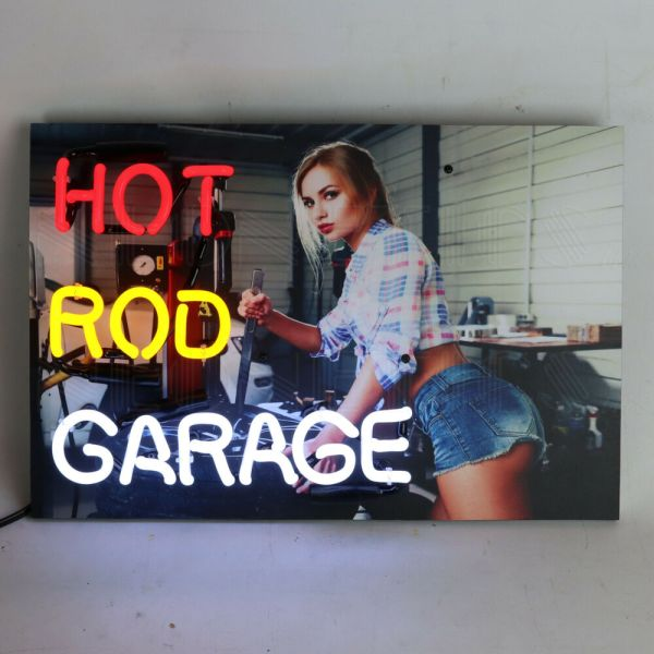 Opti Neon Led Lit Army Dealership Sign Jeep Jeepster