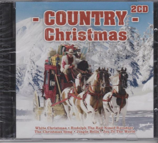 Country Christmas - Artists 2 Cd'