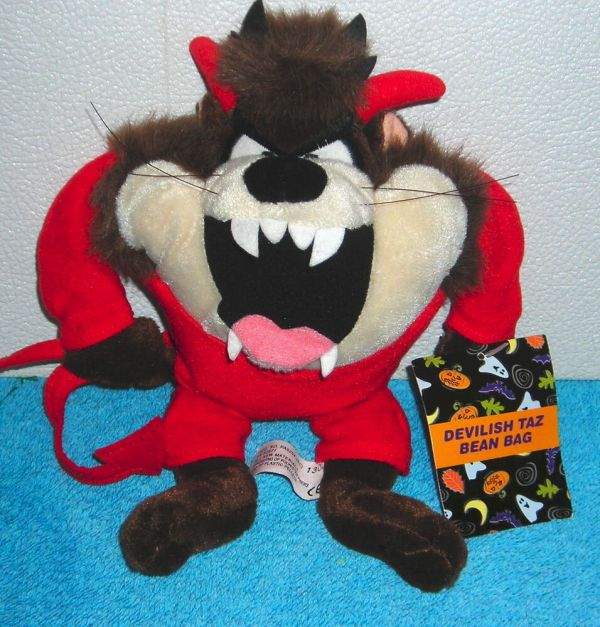 Warner Brothers Studio Taz Tasmanian Devil Halloween