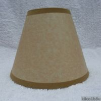 CRAFT Paper Chandelier Lamp Shades Brown, Traditional, any