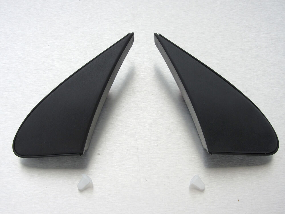 new corolla altis video all camry hybrid 03-08 toyota pair door side view mirror trim ...