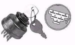 MTD RIDING LAWN MOWER TRACTOR IGNITION SWITCH 6POST