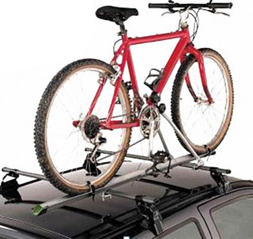 3 X Aluminum Upright Car SUV Roof Bike Bicycle Rack