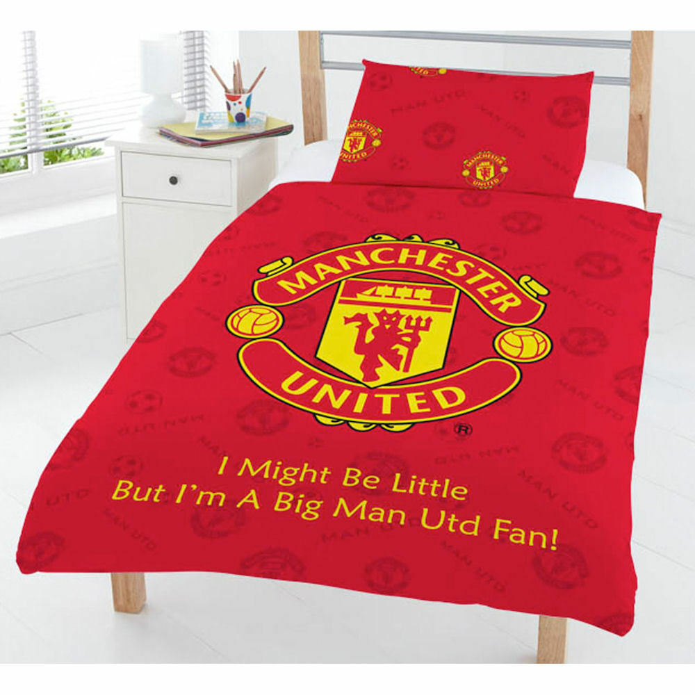 Manchester United Football Club Mufc Red Junior Toddler