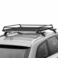Basic Car Roof Tray Platform Rack Carry Box Luggage ...