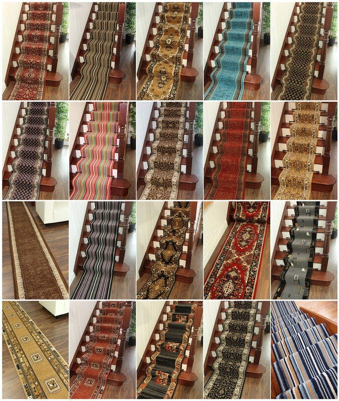 Thick Stair Carpet Runner Extra Long Wide Narrow Cheap | Narrow Carpet Runners For Stairs