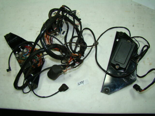 1985 Harley Fxr Wiring Harness Harley Fxr Wiring Harness Electrical Panels Ignition
