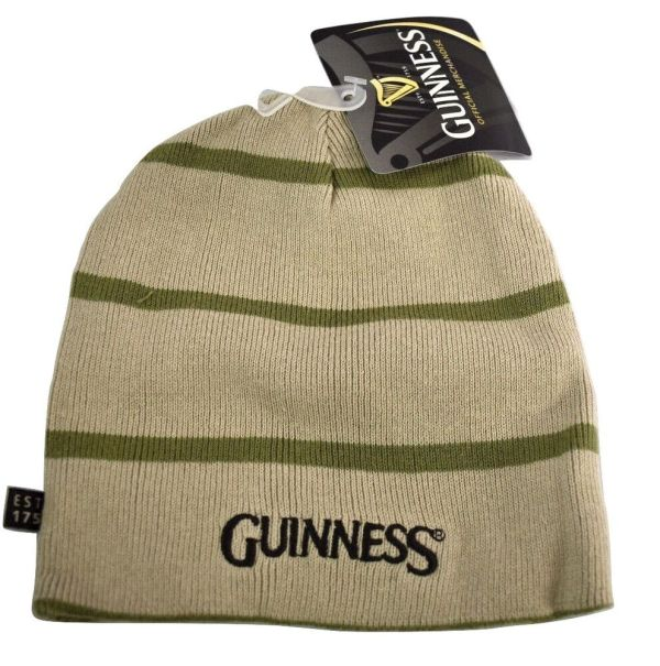 Guinness Beer Reversible Mens Stone Size Fits