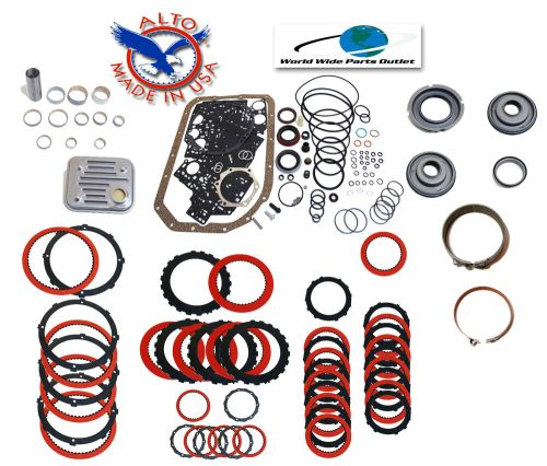 small resolution of details about 4l80e transmission rebuild kit performance stage 4 1997 up