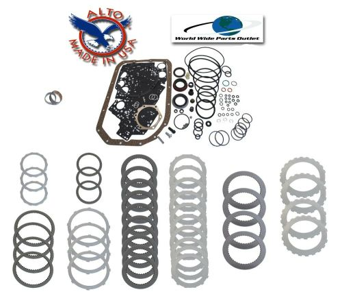 small resolution of details about 4l80e transmission rebuild kit master heavy duty stage 1 1990 1996