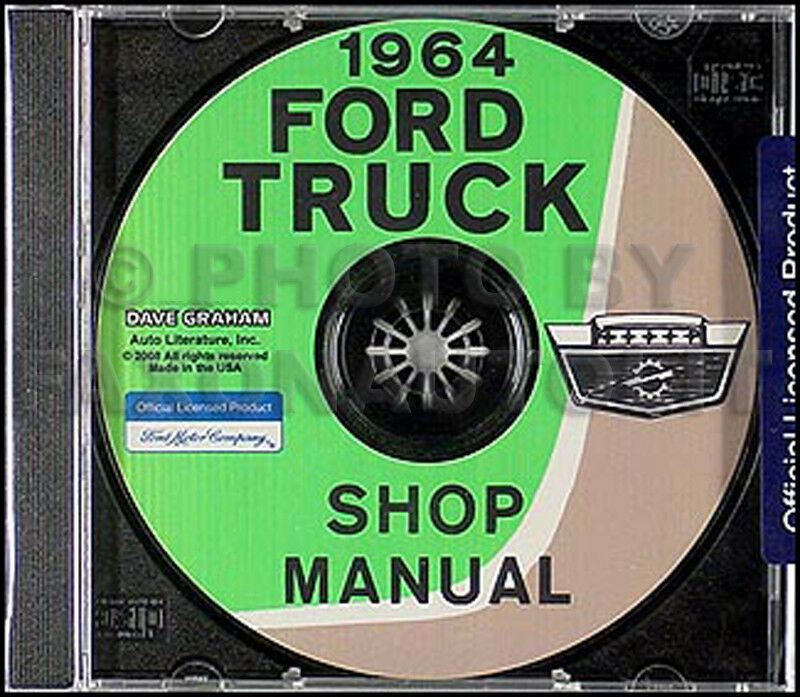 1964 Ford F100 Wiring Diagram On Wiring Diagrams For Cars And Truck