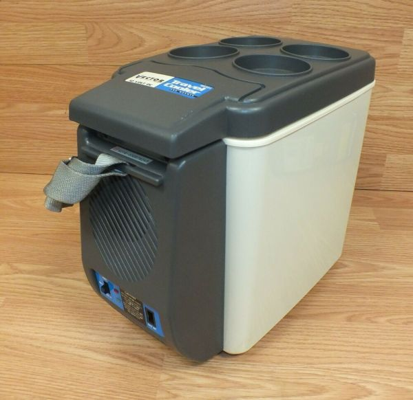 Vector Travel Cooler & Warmer 12v Dc Model # Vec221 Camping Rv Vehicle
