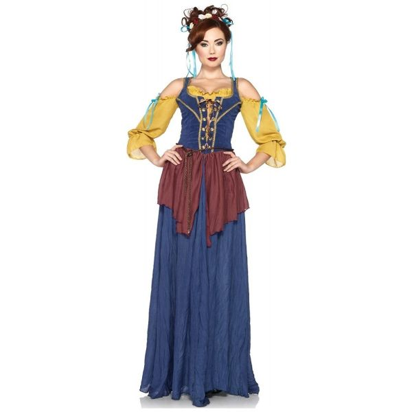 Tavern Wench Costume Adult Renaissance Peasant Girl