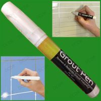 White Grout Tiling Pen, Tile Reviver Repair, Kitchen ...
