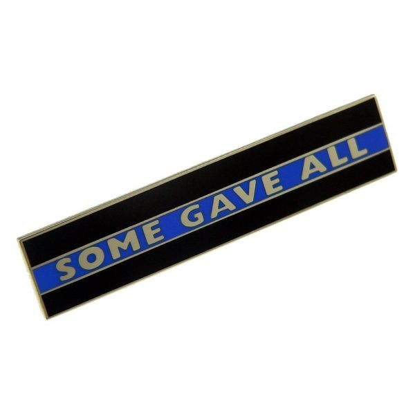 Police Explorer Commendation Bar - Year of Clean Water