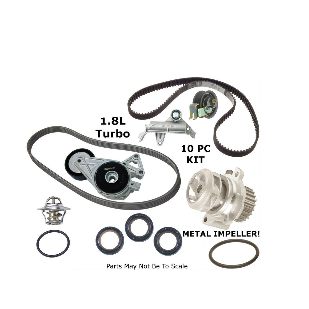 2000-2005 Jetta Beetle Golf 1.8L Timing Belt & Kit w