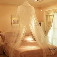 Round Canopy Bed Curtains | Roole