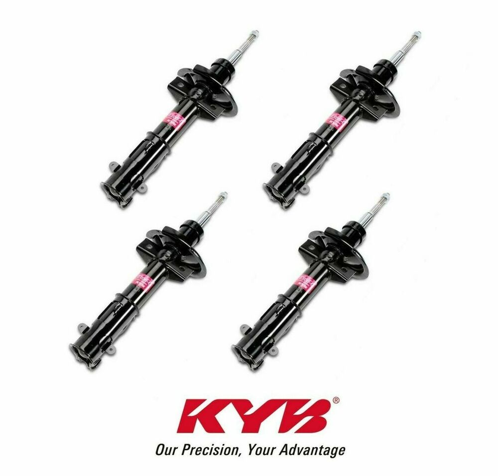 KYB Excel-G GR-2 Front & Rear Struts Shocks 2008-2011