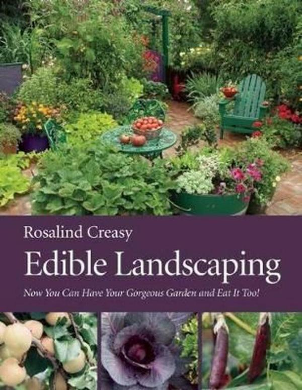 edible landscaping rosalind