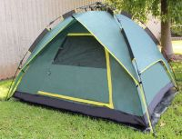 Waterproof Double Layer Outdoor 2 Person Automatic Instant ...