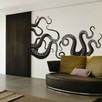 Octopus Tentacle Wall Decal Motivation Sea Monster Squid