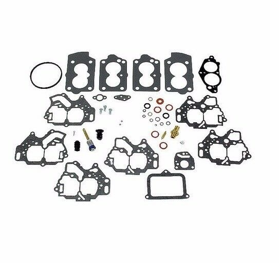 Carburetor Repair Kit Walker DA20K For: Isuzu Amigo Pickup