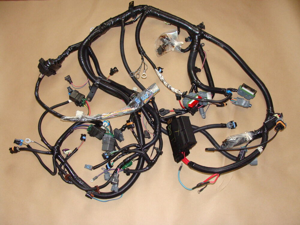 Chevy Lt1 Wiring Harness Diagram