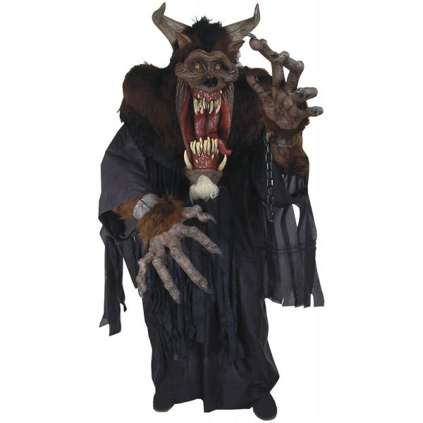 Demon Beast Creature Reacher Costume Adult Scary Monster