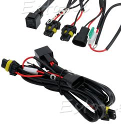 xenon hid wiring xenon hid conversion light relay wiring harness kit h1 h3 [ 1000 x 1000 Pixel ]