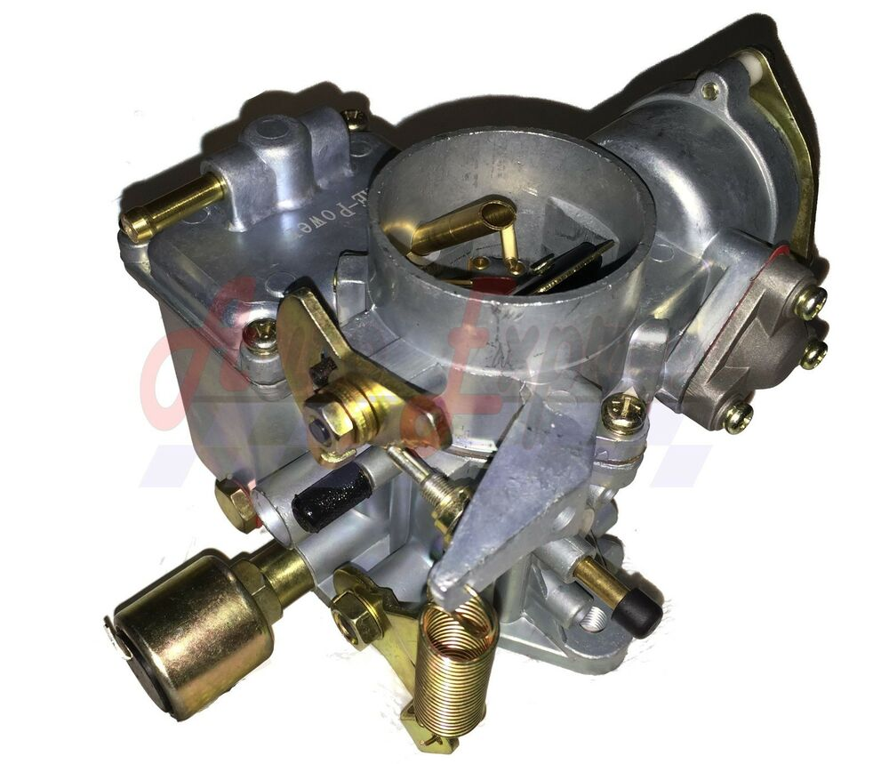 medium resolution of vw 34 pict 3 carburetor with hardware type 1 2 volkswagen beetle 98 1289 b 12v ebay