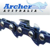 2 x Archer Chainsaw Saw Chain Fits Bosch AKE35