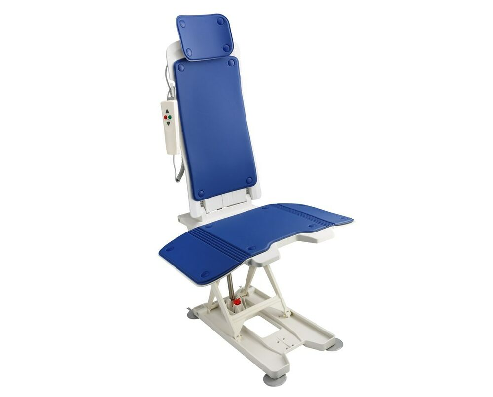 ems stair chair ergonomic officeworks adirmed bathtub ultra quiet automatic reclining lift bath quick charge | ebay