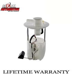 details about new fuel pump assembly for 2005 2010 toyota corolla matrix pontiac vibe gam938 [ 1000 x 1000 Pixel ]