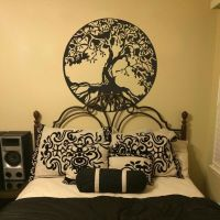 Celtic Tree of Life Wall Decal Inspirational Removable ...