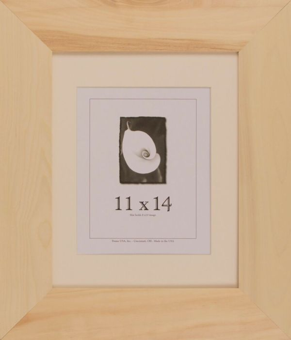 11x14 Unfinished Wood Frames - 3 Wide Diy Frame